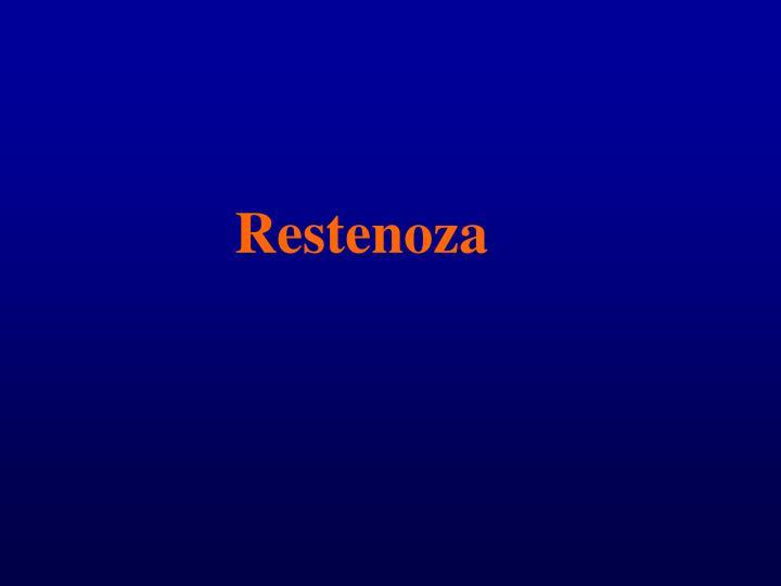 Restenoza