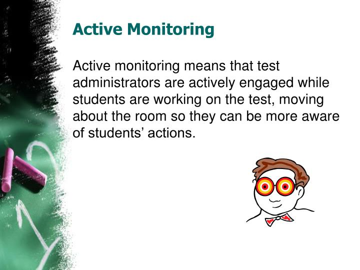 Active monitoring l.jpg