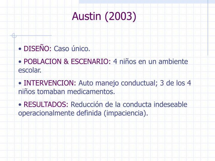 Austin (2003)