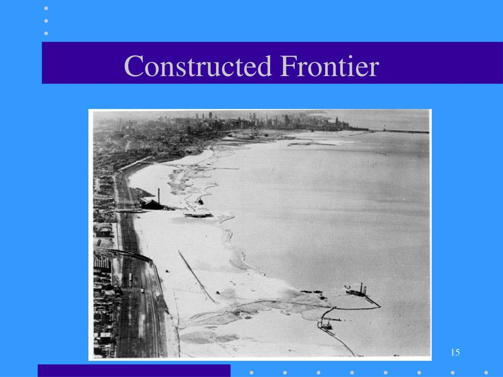 Constructed Frontier