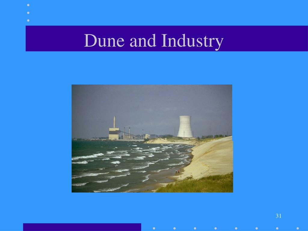 Dune and Industry