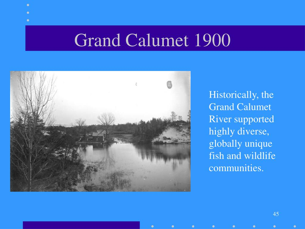 Grand Calumet 1900