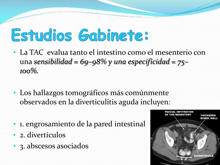 Estudios Gabinete: