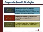 corporate growth strategies1