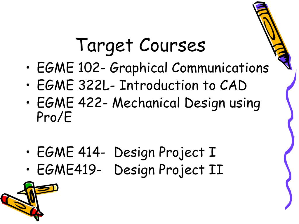 Target Courses