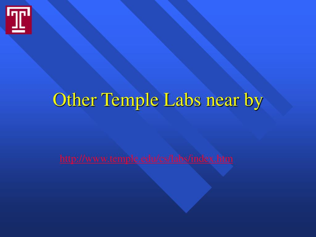 Other Temple Labs near by