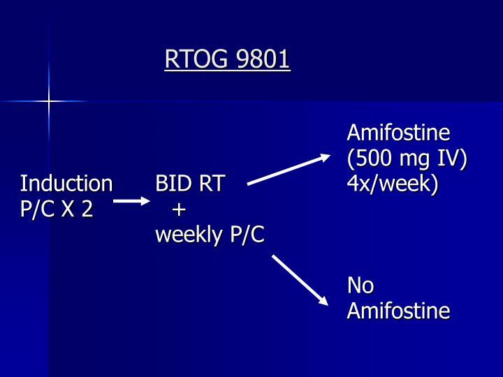 RTOG 9801