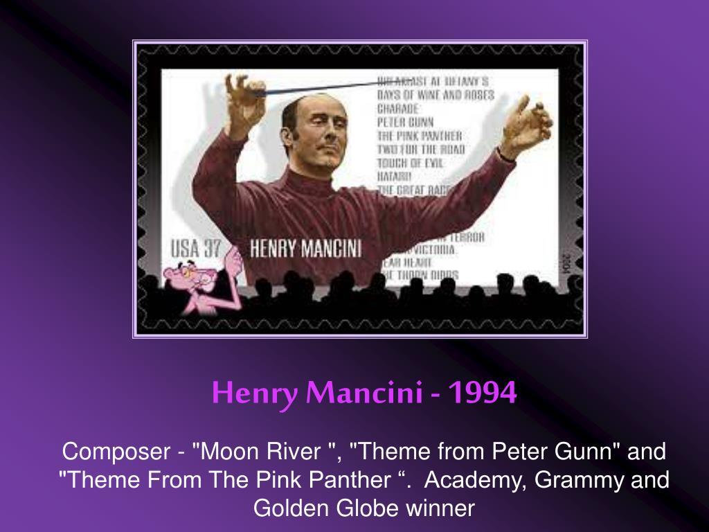 Henry Mancini - 1994