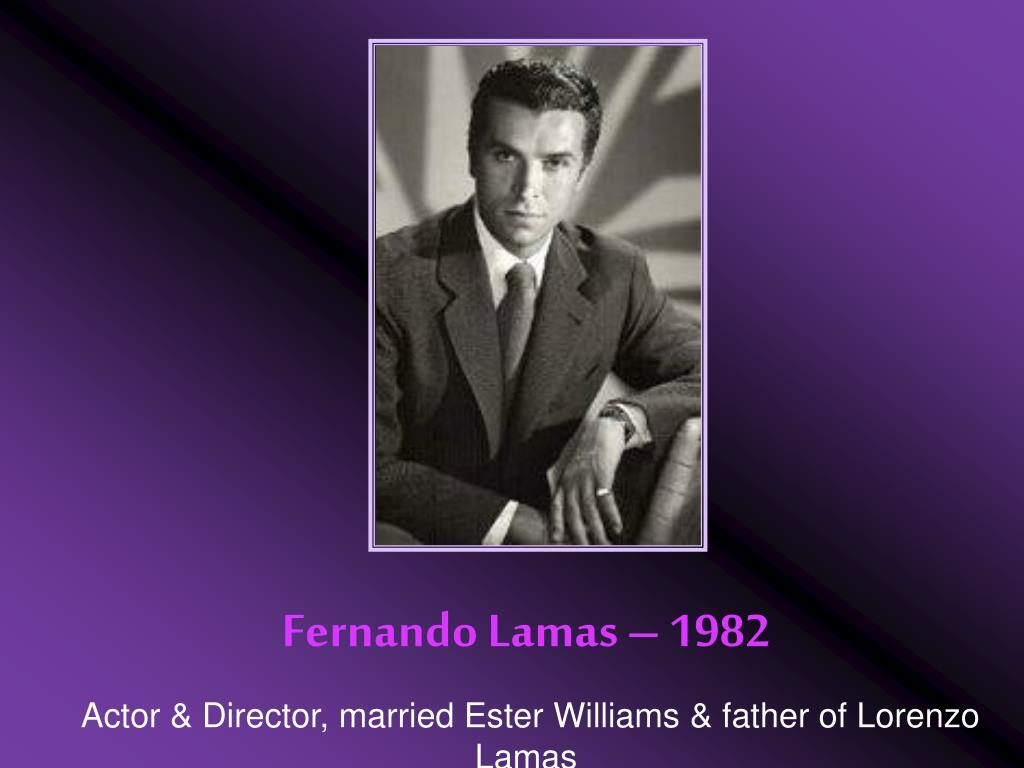 Fernando Lamas – 1982