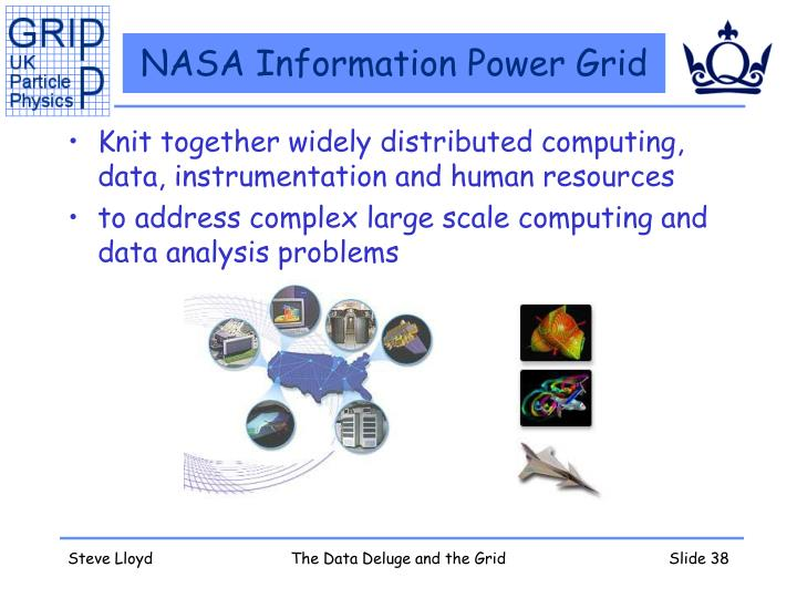 NASA Information Power Grid