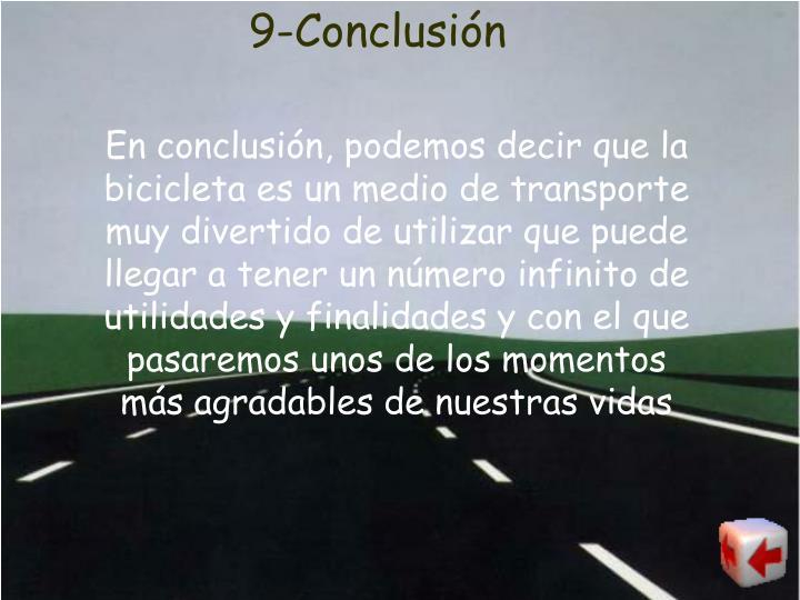 9-Conclusión
