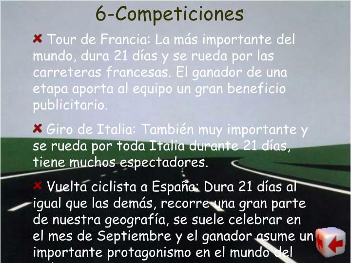 6-Competiciones
