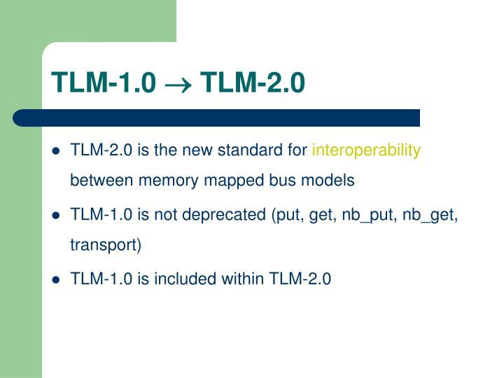 TLM-1.0