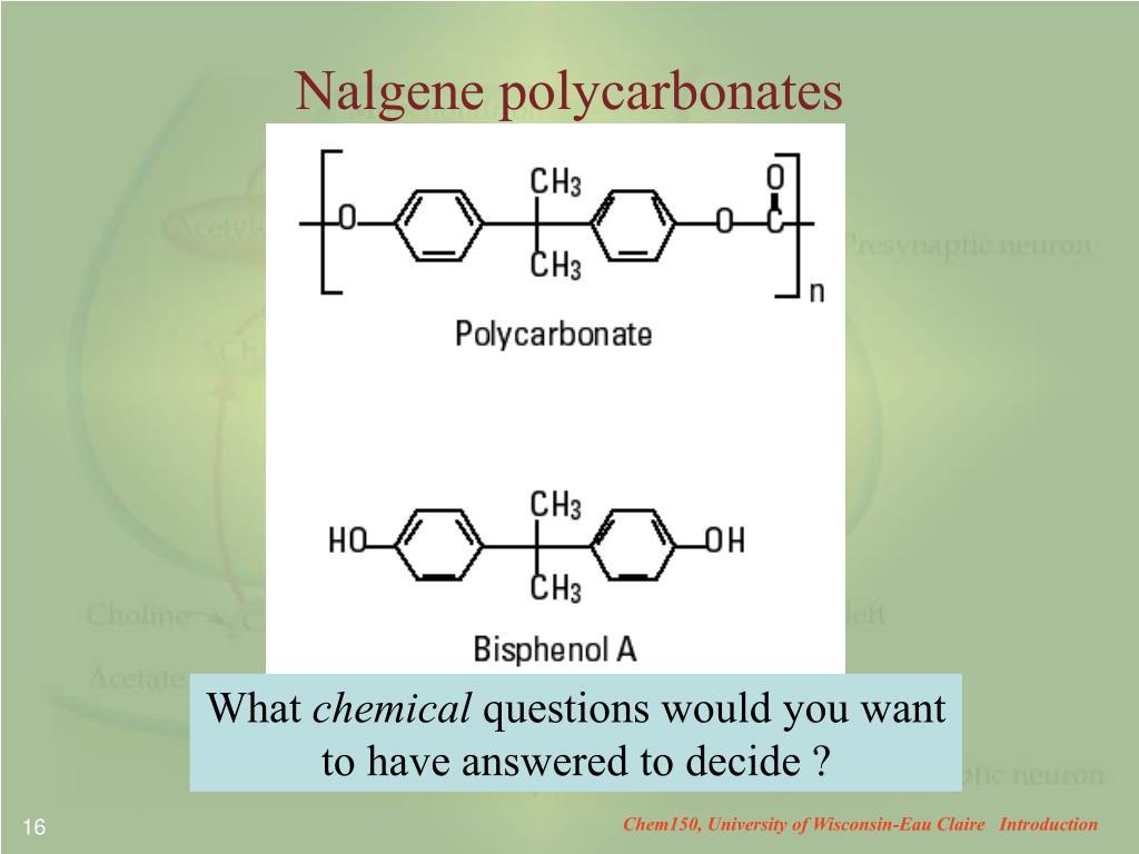 Nalgene polycarbonates