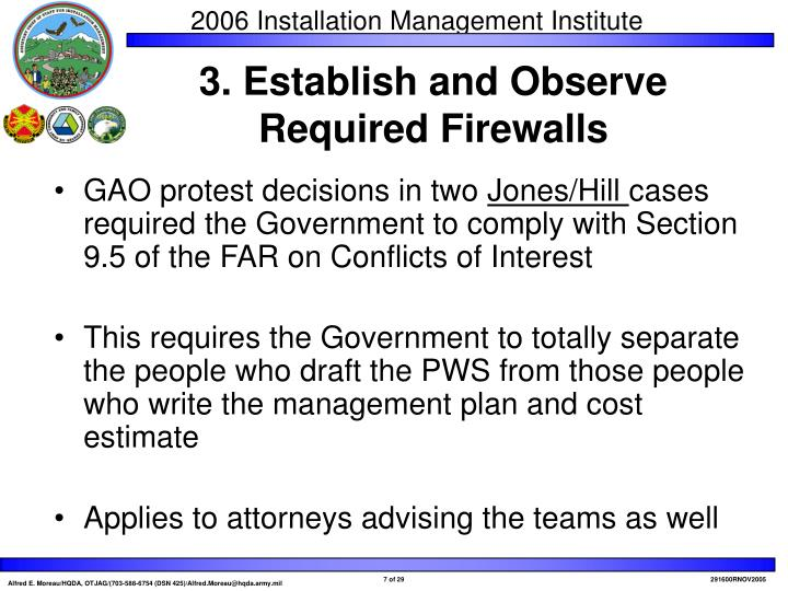 GAO protest decisions in two