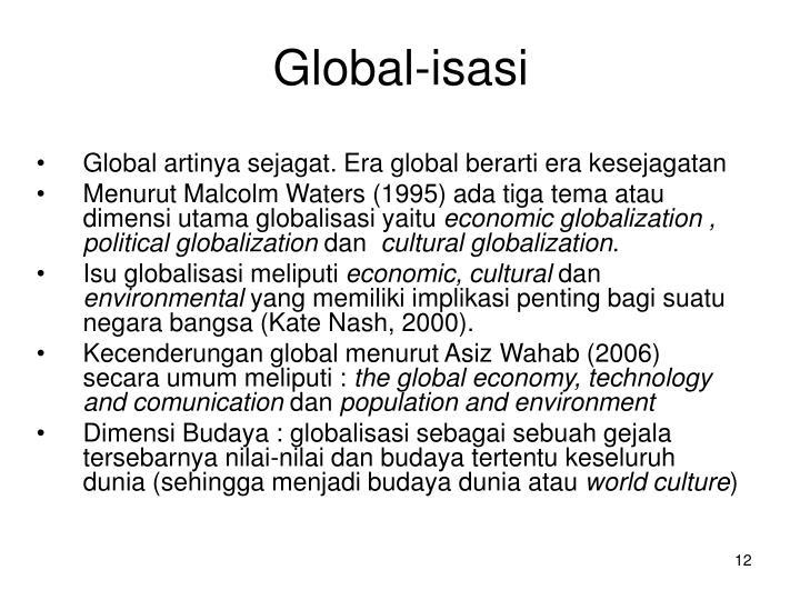 Global-isasi