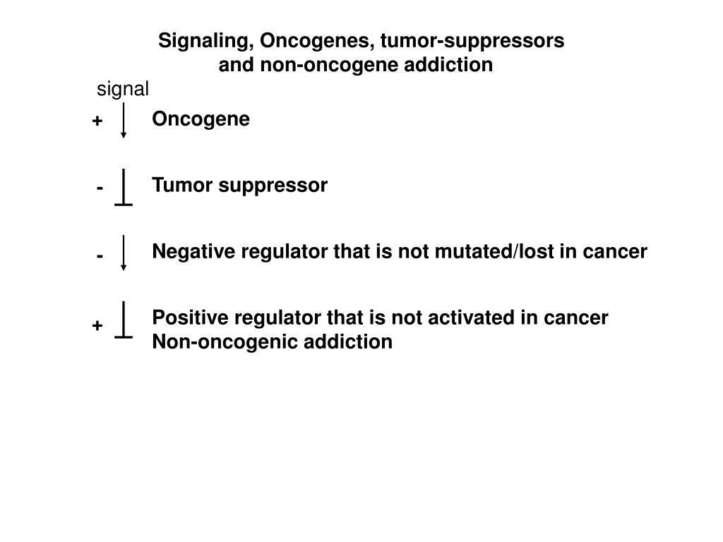 Signaling, Oncogenes, tumor-suppressors