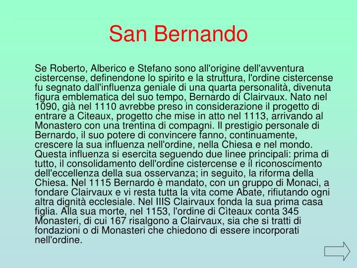 San Bernando