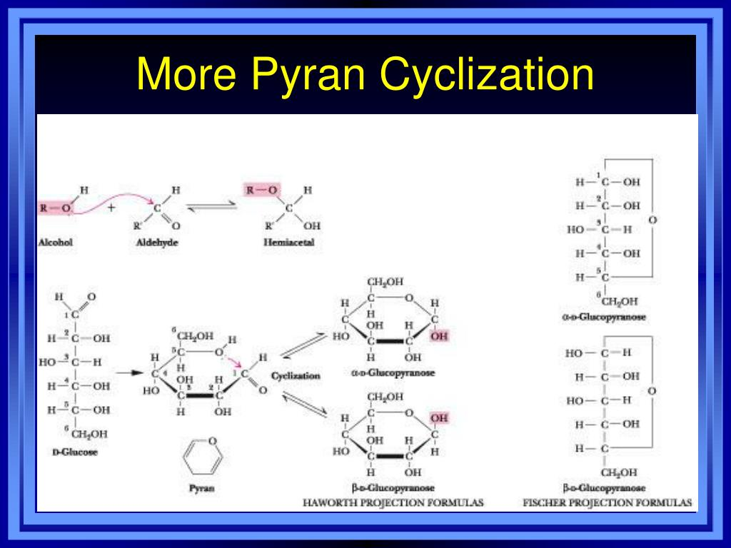 More Pyran Cyclization