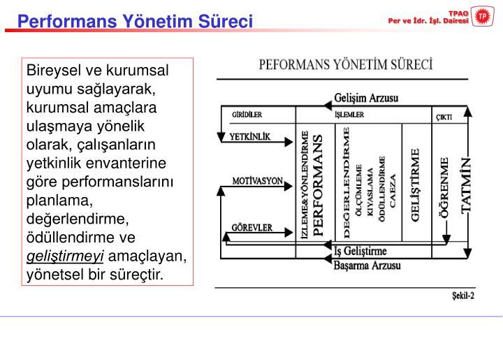 Performans Yönetim Süreci