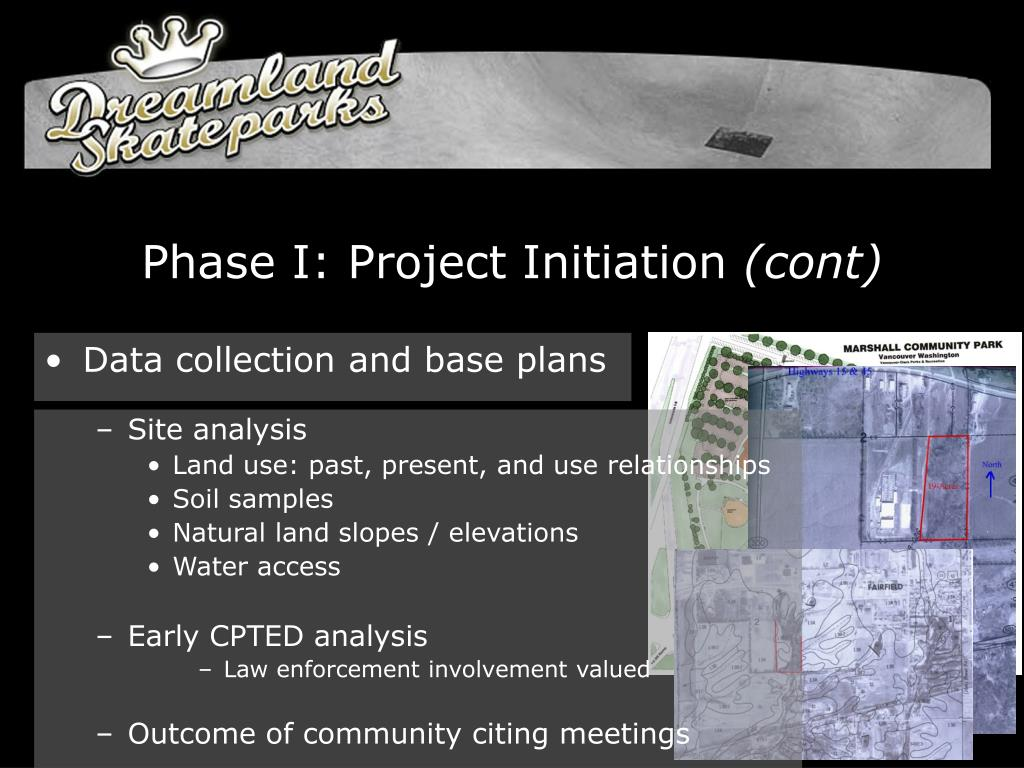Phase I: Project Initiation