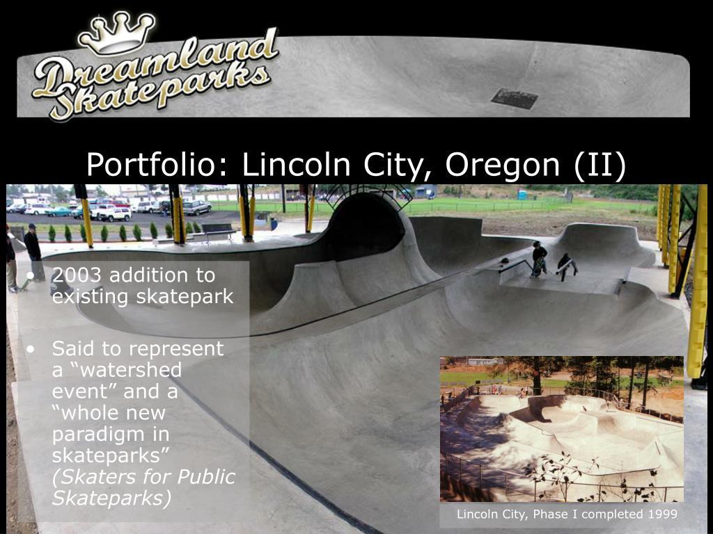 Portfolio: Lincoln City, Oregon (II)