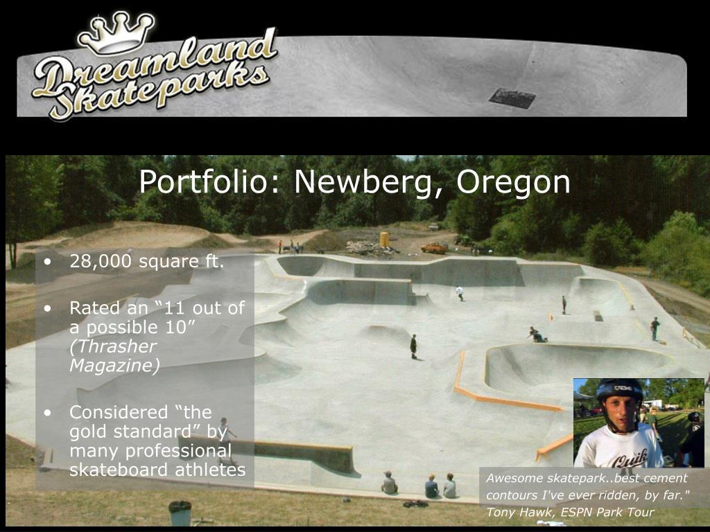 Portfolio: Newberg, Oregon