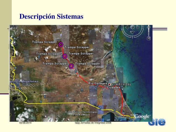 Descripción Sistemas
