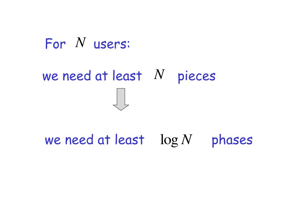 For       users: