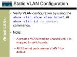 static vlan configuration2