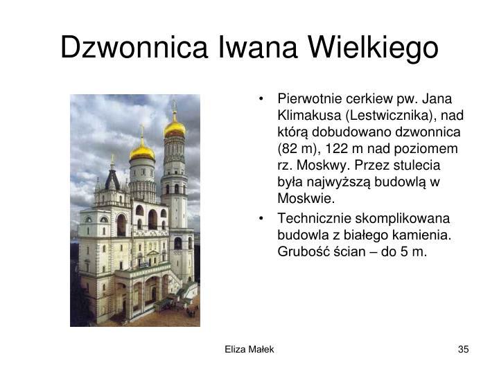 Dzwonnica Iwana Wielkiego