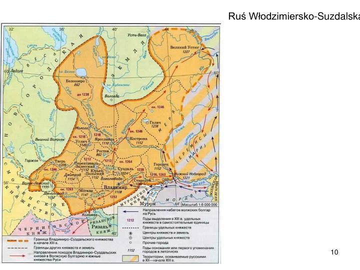 Ru Wodzimiersko-Suzdalska