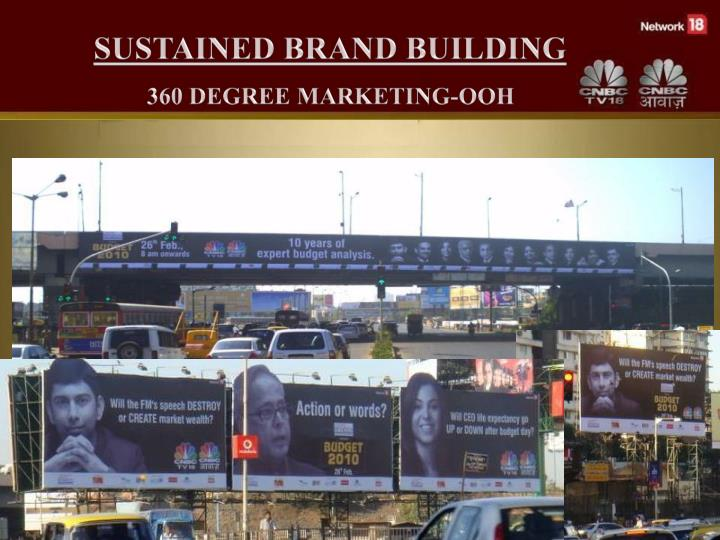 SUSTAINED BRAND