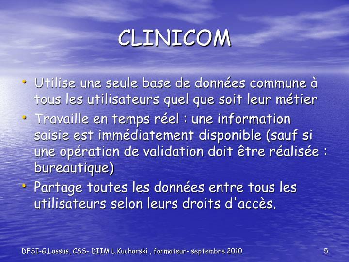 CLINICOM