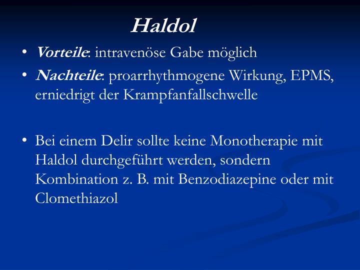 Haldol