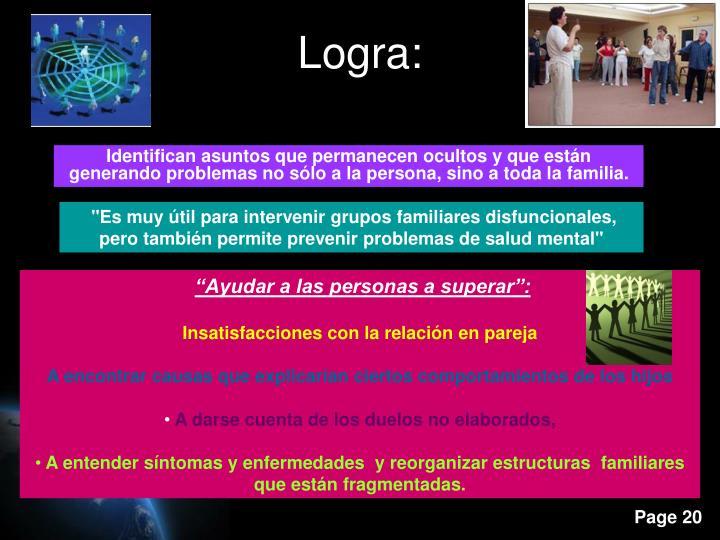 Logra: