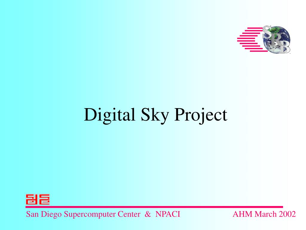 Digital Sky Project