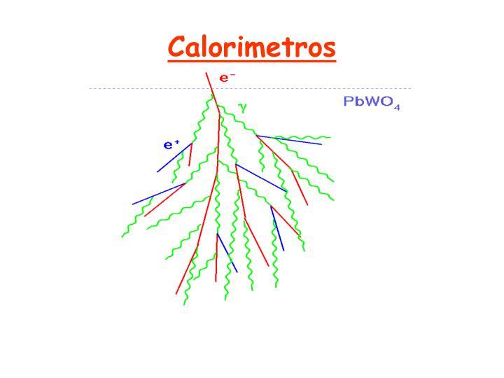 Calorimetros