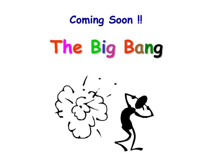 Coming Soon !!