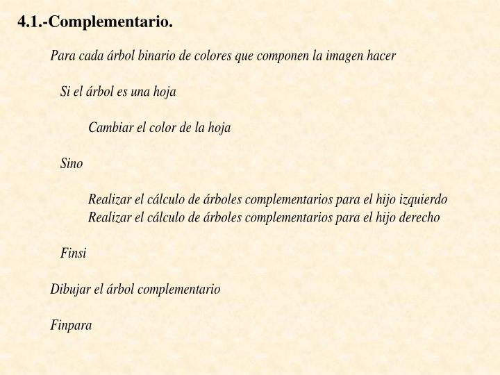 4.1.-Complementario.