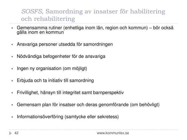 SOSFS,