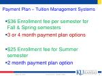 payment plan tuition management systems