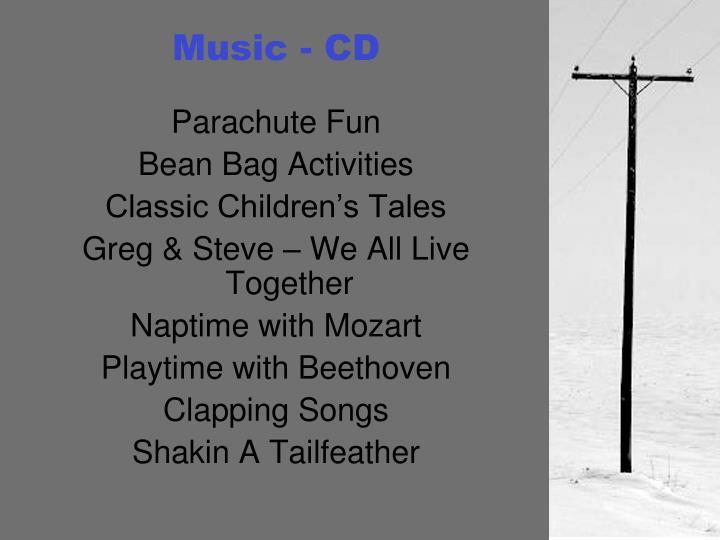 Music - CD