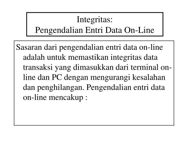 Integritas: