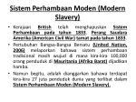 sistem perhambaan moden modern slavery