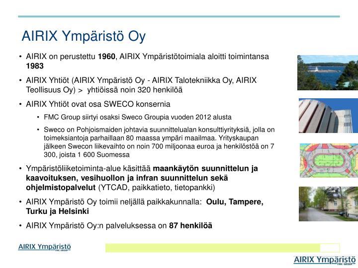 AIRIX Ympäristö Oy