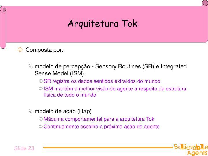 Arquitetura Tok
