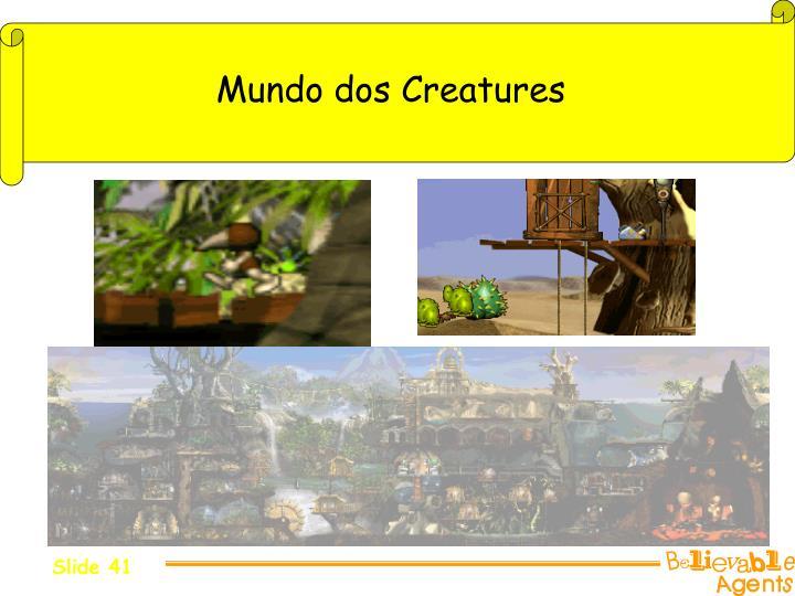 Mundo dos Creatures