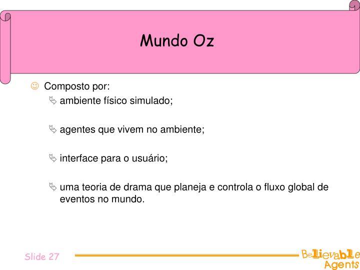 Mundo Oz