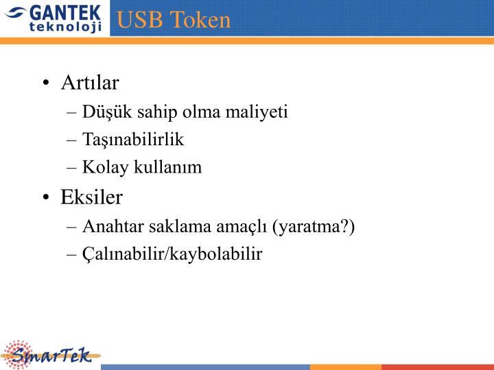 USB Token